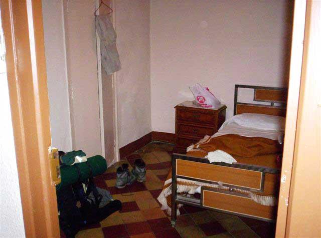 Les baladins de la tradition etape 11 de gallur par for Dormir chambre sans fenetre