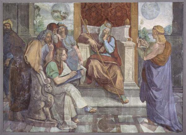 Les baladins de la tradition l 39 apport fondamental de la for Le miroir de la disette